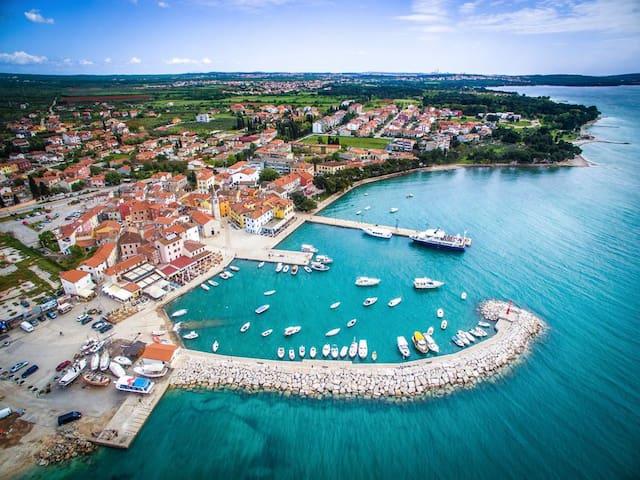 Great place to best Fazana beach only 150m - Fažana
