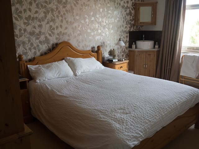 Two rooms for family or friends - Londres - Pousada