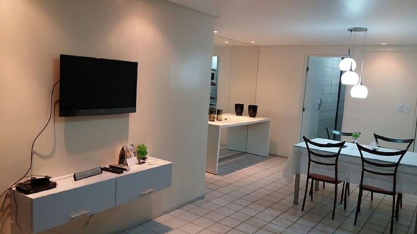 Apartamento TOP! Ponta Verde - Maceió - Apartment
