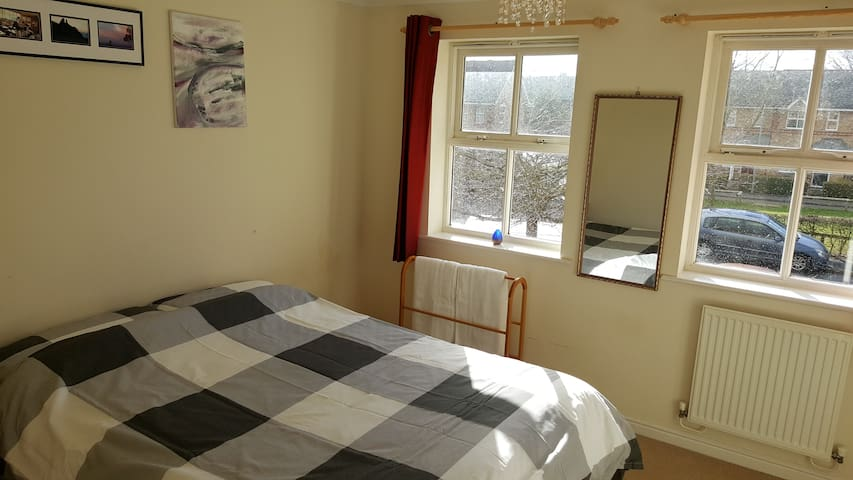Double room with close links to Stansted + London. - Braintree - 단독주택