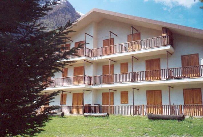 appartamento a Prali Ghigo - Ghigo - Departamento