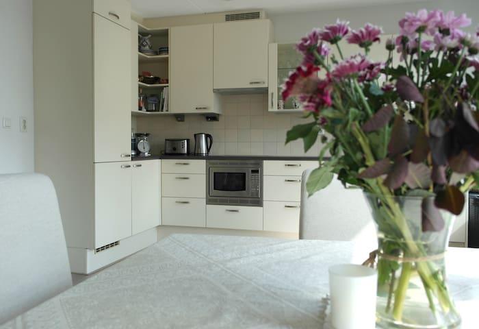 Modern apartment, minutes from the City Centre - Róterdam - Departamento