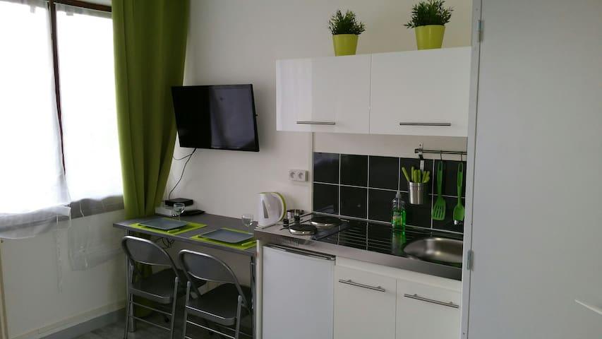 Studio proche cave Pommery Vranken - Reims - Lägenhet