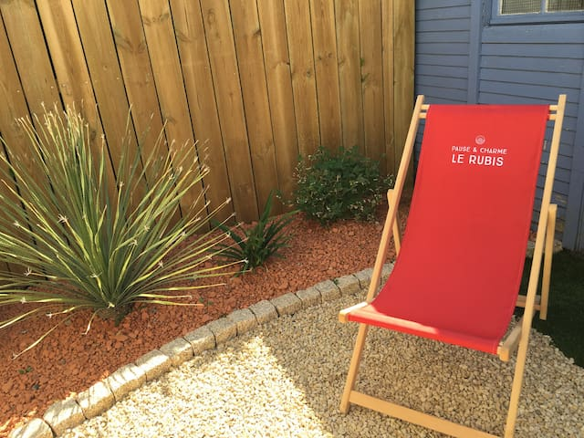 Pause & Charme à 100 m de la plage! - Saint-Gilles-Croix-de-Vie - Haus
