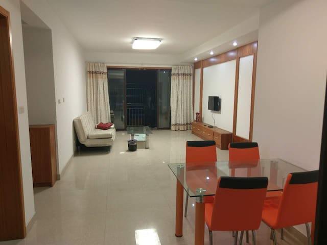 嘉兴尚景蓝湾 靠近高铁站南湖景区 - Jiaxing - Appartement
