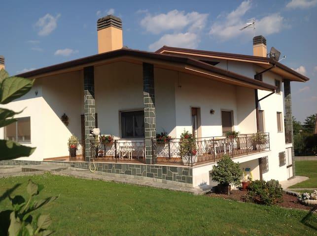 CAMERA SINGOLA in B&B - Colloredo di Monte Albano - Oda + Kahvaltı