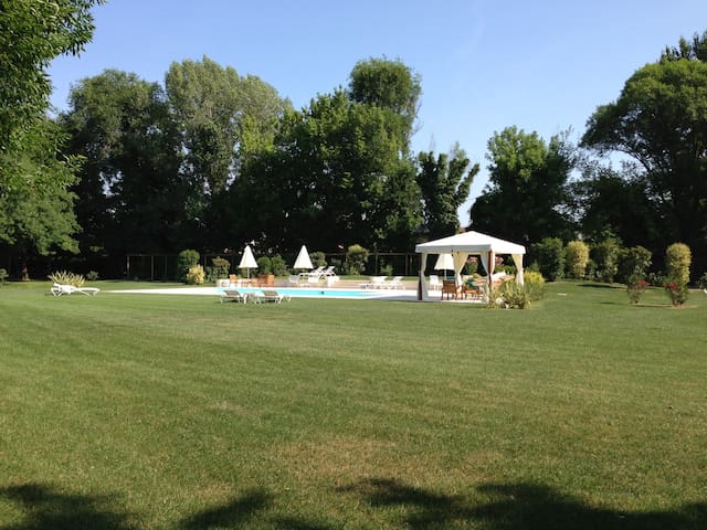 Villa Veneta con piscina e parco - Treviso - Villa