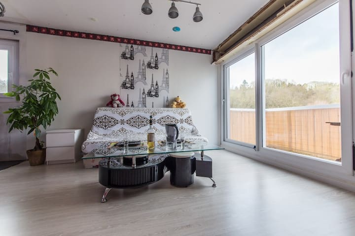 Cosy appartment near to Disney - Meaux - Departamento
