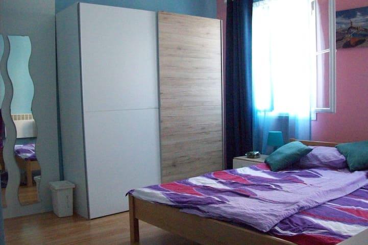 Matrimonial bed room - Karlovac - Apartamento