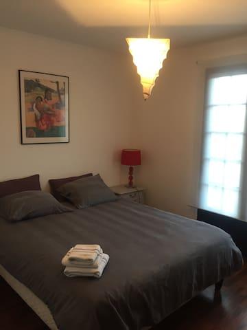 Chambre J confort pres de Lux ville - Peppange - Talo