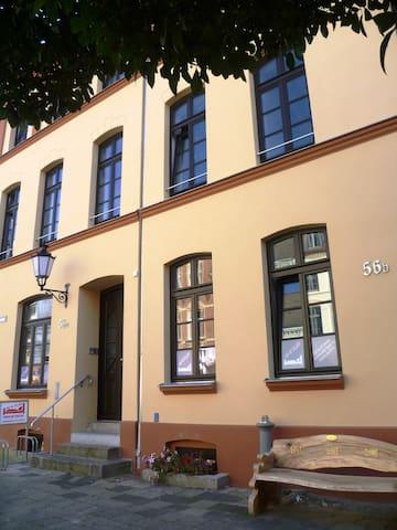 """My-Bed Appartements """"Wismar Altstadt"""" - Wismar - Hus"""