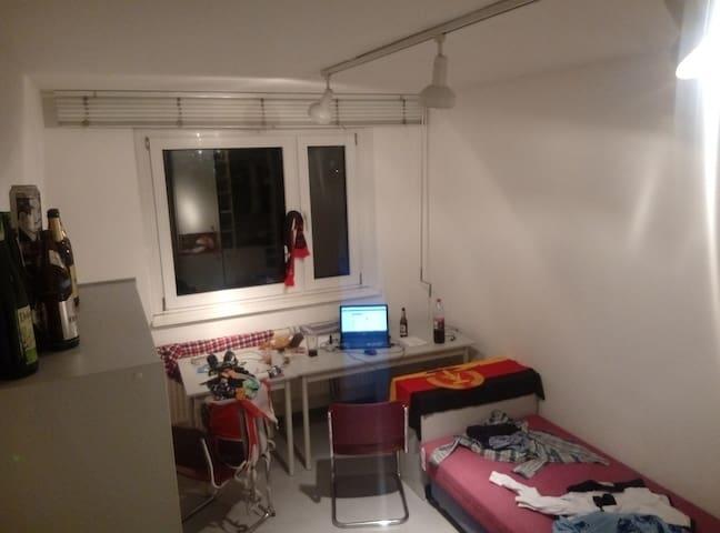 Schönes Zimmer in der Nähe von Uni und Zentrum - Cottbus - Leilighet