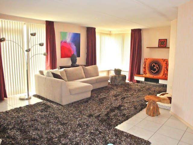 Vrijstaand Huis tussen Stad en Land (Double Room) - Leiderdorp - Casa
