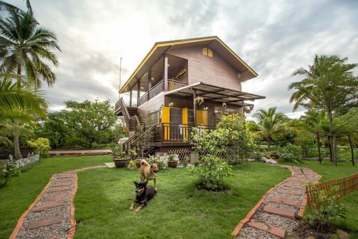 Phor Kub Mae Homestay - Damnoen Saduak  - 家庭式旅館