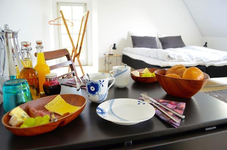 Übernachtung auf Als Kloster 3 - Sønderborg - Bed & Breakfast