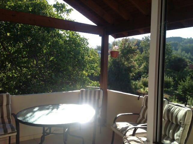 Comfy village house with nice views - Kato Platres - Dům