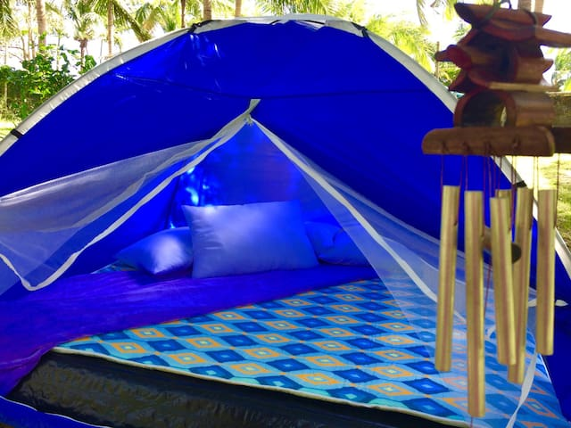 Glamping next to Nature Tent-2 - Batangas - Tält