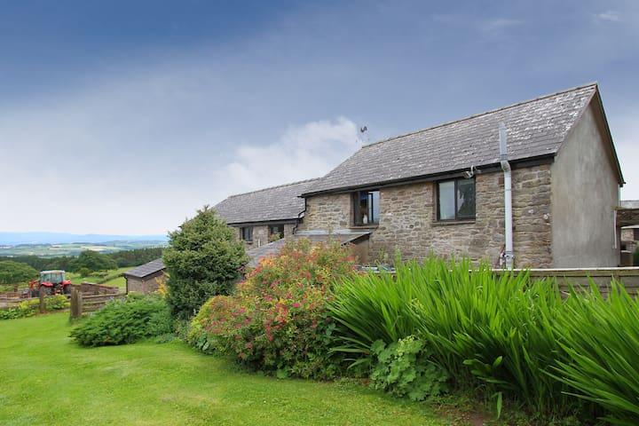 Cefncoedbach Farm Cottage sleeping 4. - Brecon - Apartemen
