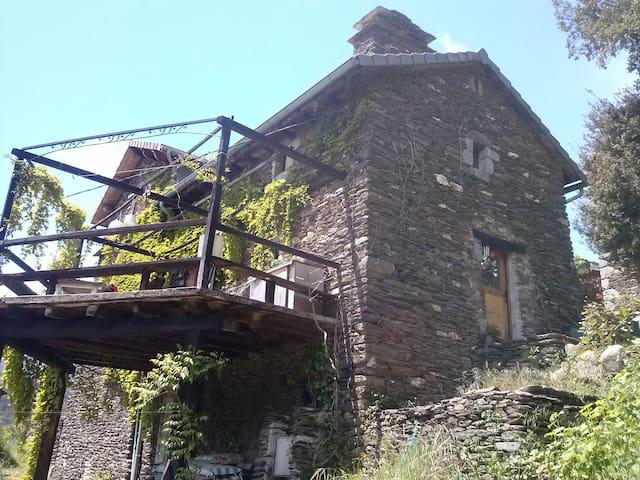 la Tourette, un hameau du 17eme siècle, tout neuf! - Saint-André-Capcèze - Casa