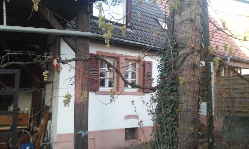 Bauernhaus in der Stadt - Heidelberg - Huis