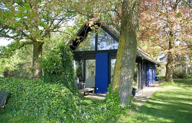 Blauhaus Galerie - Nettetal - Rumah