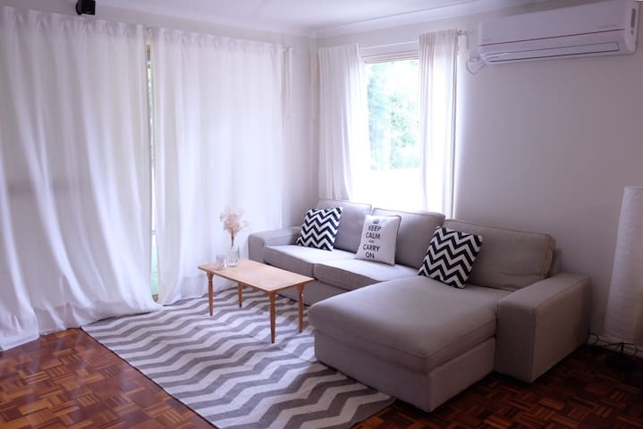 Chic & homely 2 bedroom Apartment - Victoria Park - Appartement