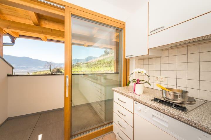 "Apartment ""Birne"" x 4 in Termeno - Ronchi - Daire"