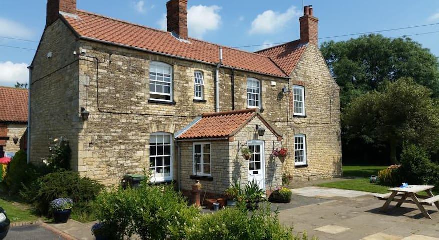 Dunston Pillar Farm. - Lincolnshire - Huis