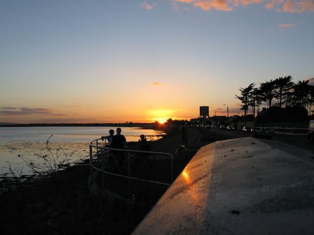 Great base to Explore/Enjoy Dublin. - Sutton - Hus