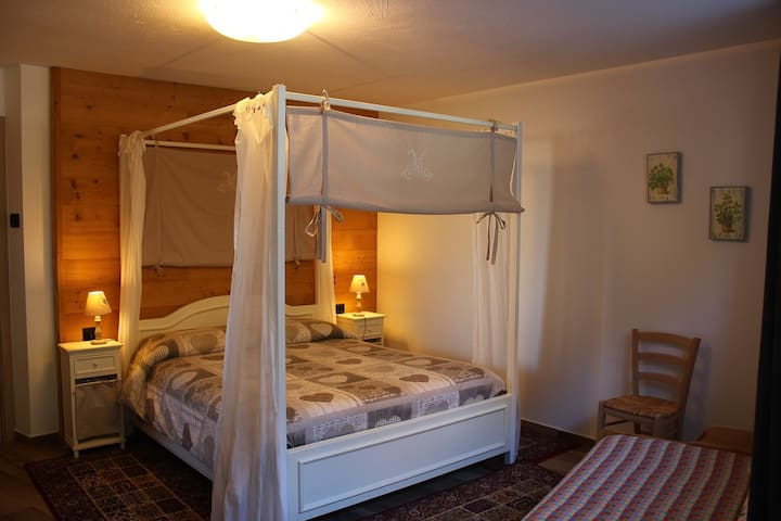 B&B BiancoSpino - Timo - Plan D'introd - Bed & Breakfast