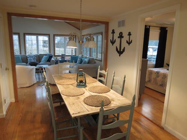 Comfortable Cape Cod Coastal Chic Cottage - Dennis - Haus