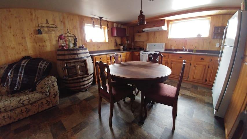 Le Campagnard - Saint-Michel-de-Bellechasse - Appartement
