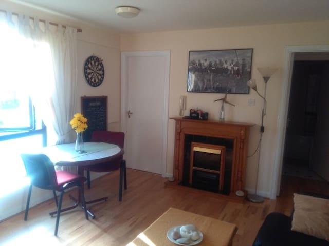 Double Bed Apartment in the Heart of Sligo - Sligo - Leilighet