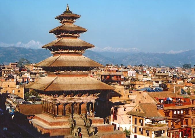Cozy 3BD in a historic town - Bhaktapur