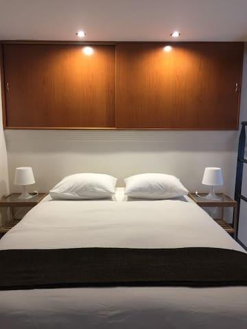 Alojamiento acogedor con wifi - San Sebastián - Wohnung