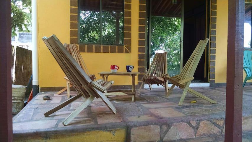 Marisol - Private 2 bedroom/kitchen/living area - Las Peñitas - Condo