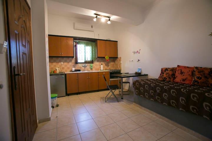 Vazeos Apartments - Apartment No5 - Karterados