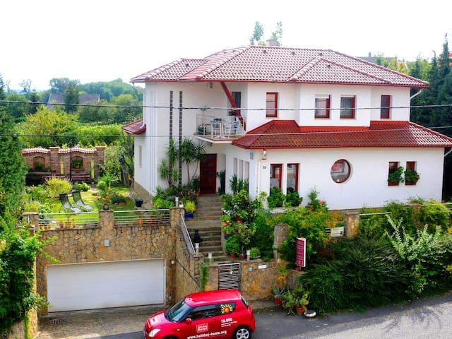 Zalakaros Villa Panoráma / Apartman 3 fő részére - Zalakaros - Departamento