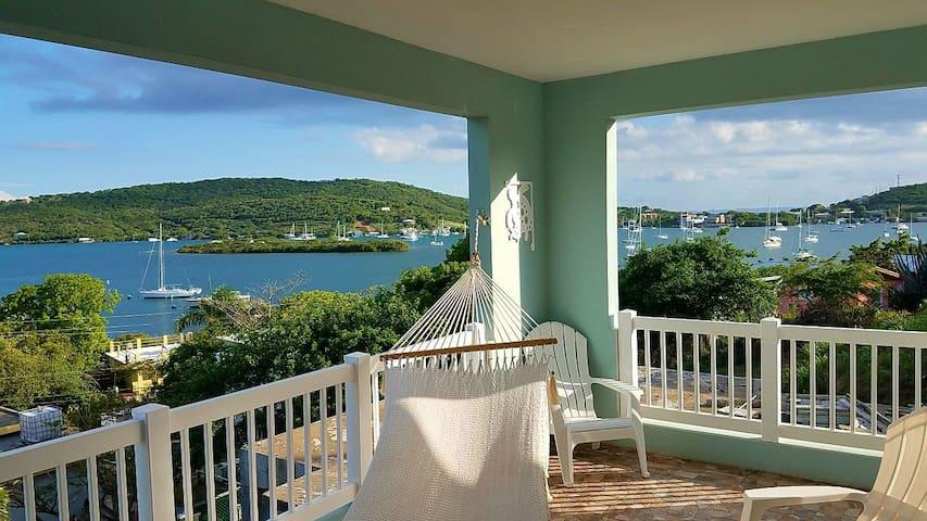 SEA TURTLE STUDIO @ Island Charm! - Culebra - Lägenhet