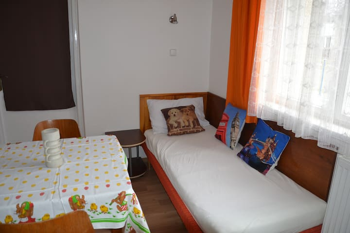 Room and garden - Praga - Bed & Breakfast