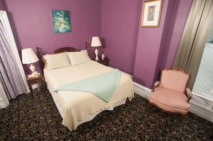 The Lilac Room in my boutique hotel - Taylorville - Boutique-hotell