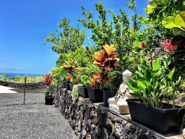 Lovely bedroom with full breakfast - Kailua-Kona - Hus