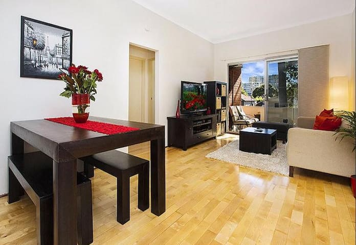 Immaculate unit - Convenient location - Kogarah - Lägenhet