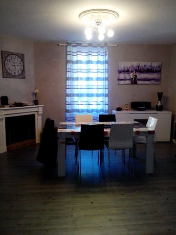 e champêtres,un appartement de 100 m2 - Pontcharra-sur-Turdine