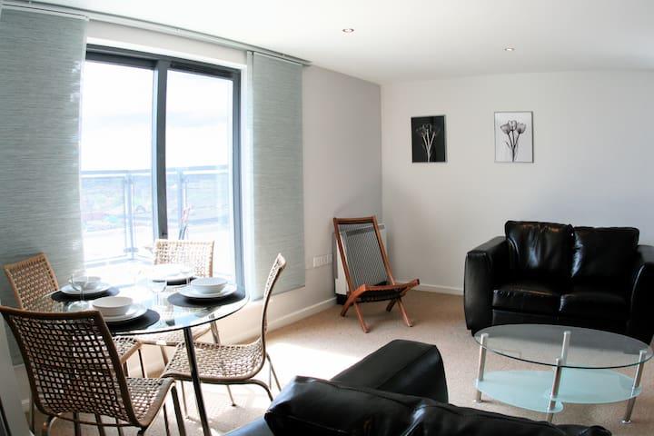 Grand Central Serviced Apartments (Bailey) - 沃靈頓(Warrington) - 公寓