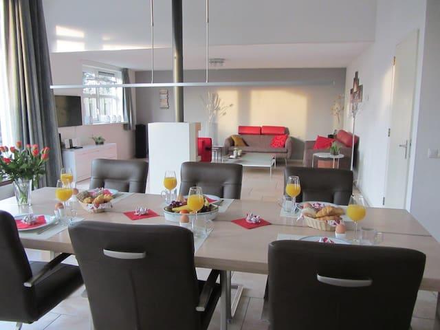 Luxury very spacious familyhouse - Dedemsvaart - Hus