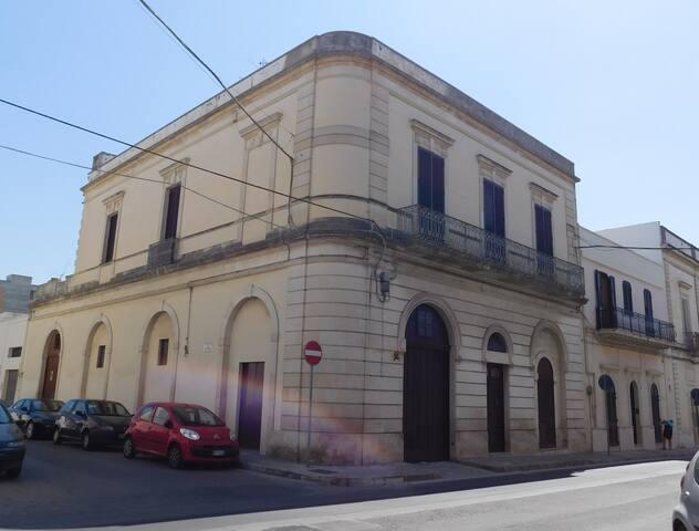 Casa Lazari:la tradizione nel cuore del Salento(C) - Galatina - Casa