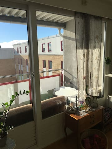 Cozy appartment with private room - Trondheim - Lägenhet