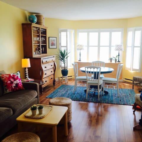 Charming 1 bedroom condo in Bedford - Bedford - Apto. en complejo residencial