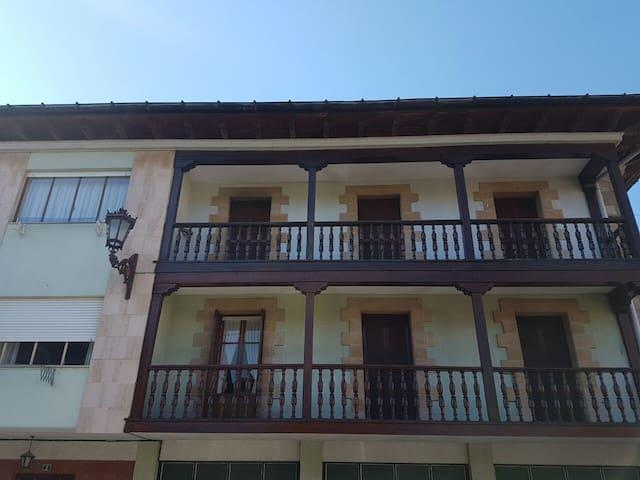 Espacioso departamento en Villacarriedo - Villacarriedo - Apartamento